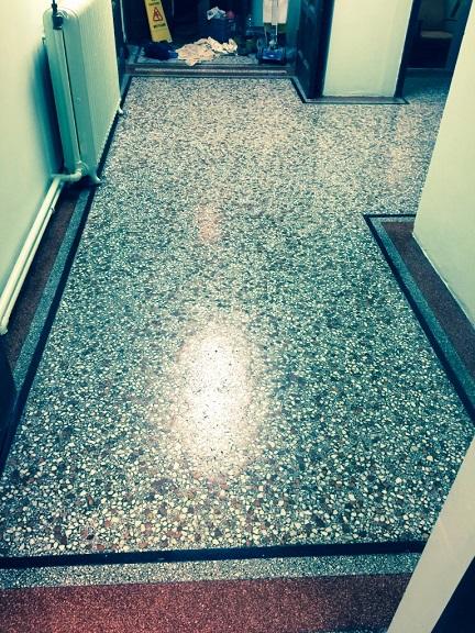 Terrazzo Floor Renovation